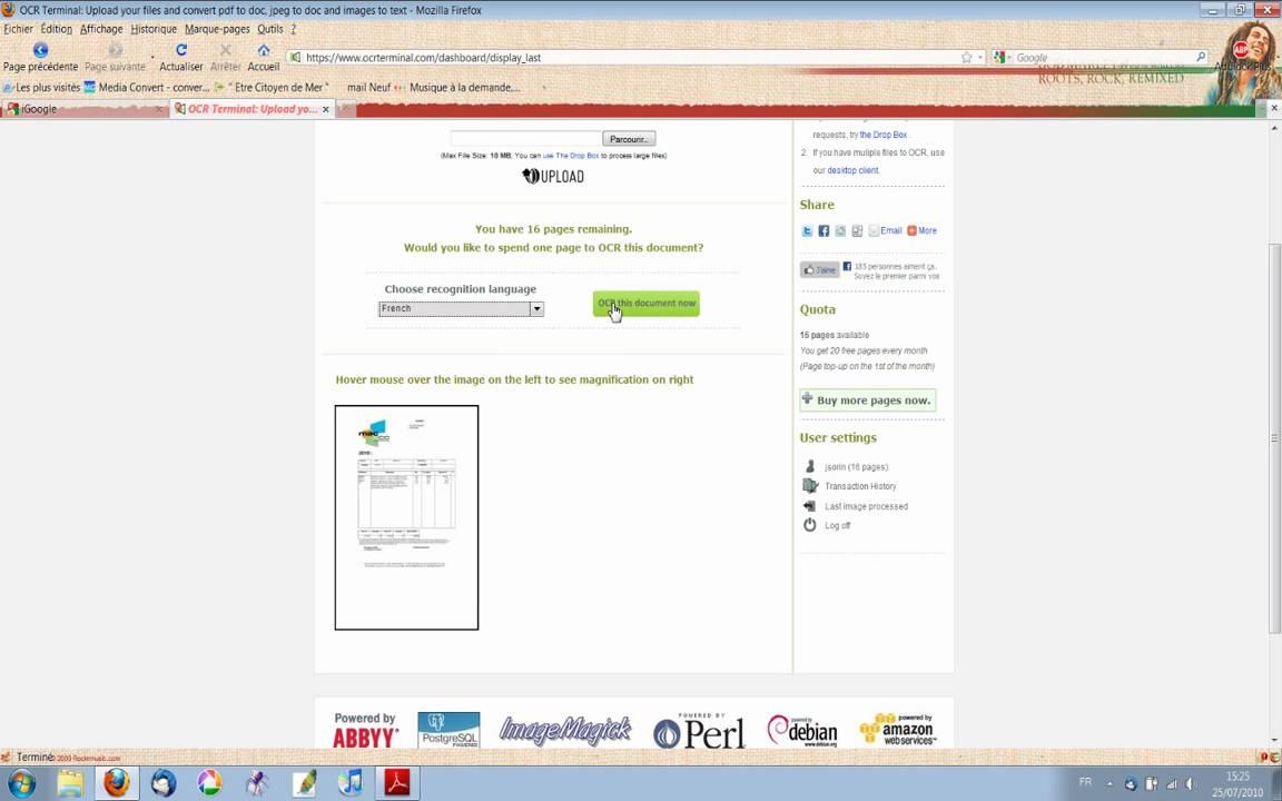 comment modifier un pdf gratuitement